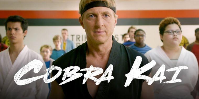 Cobra Kai Season 3 Poster
