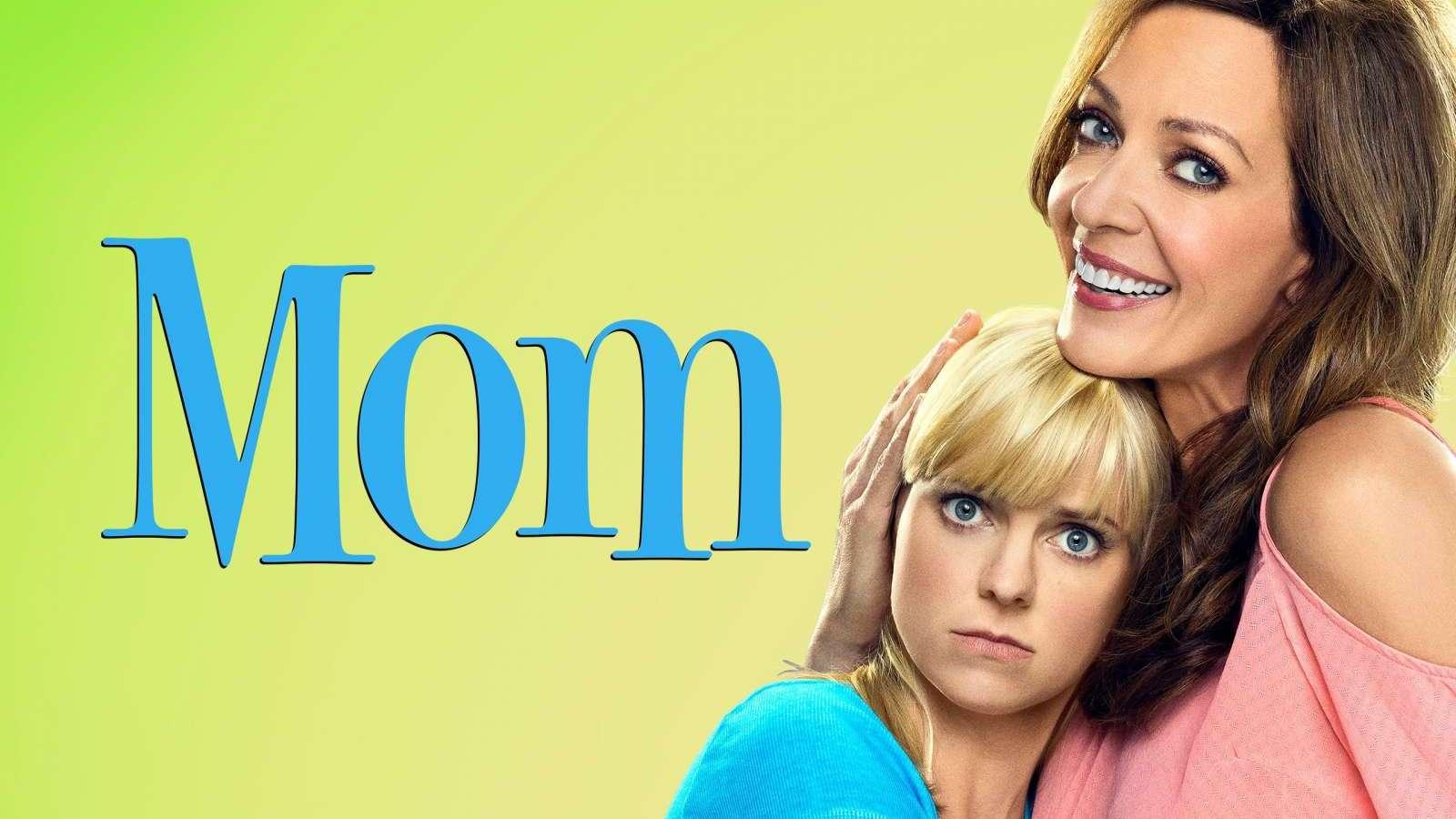 mom season 7 on HUlu