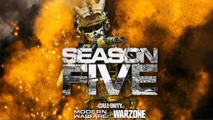Call Of Duty Season 5 Release Date New Gear And Guns Gizmo Series