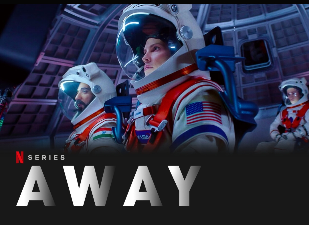 Netflix Released the First Trailer of Away Tv Series – Gizmo Series