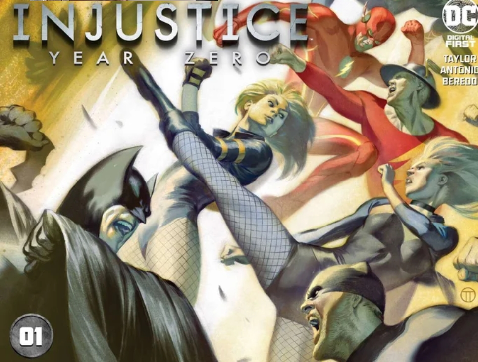 Injustice New Project Announcement