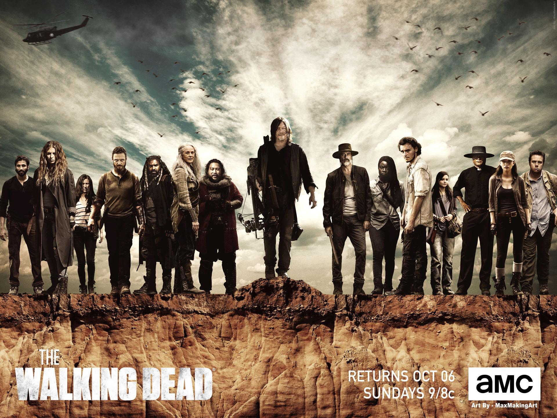 The Walking Dead Season 10 Episode 16 Release
