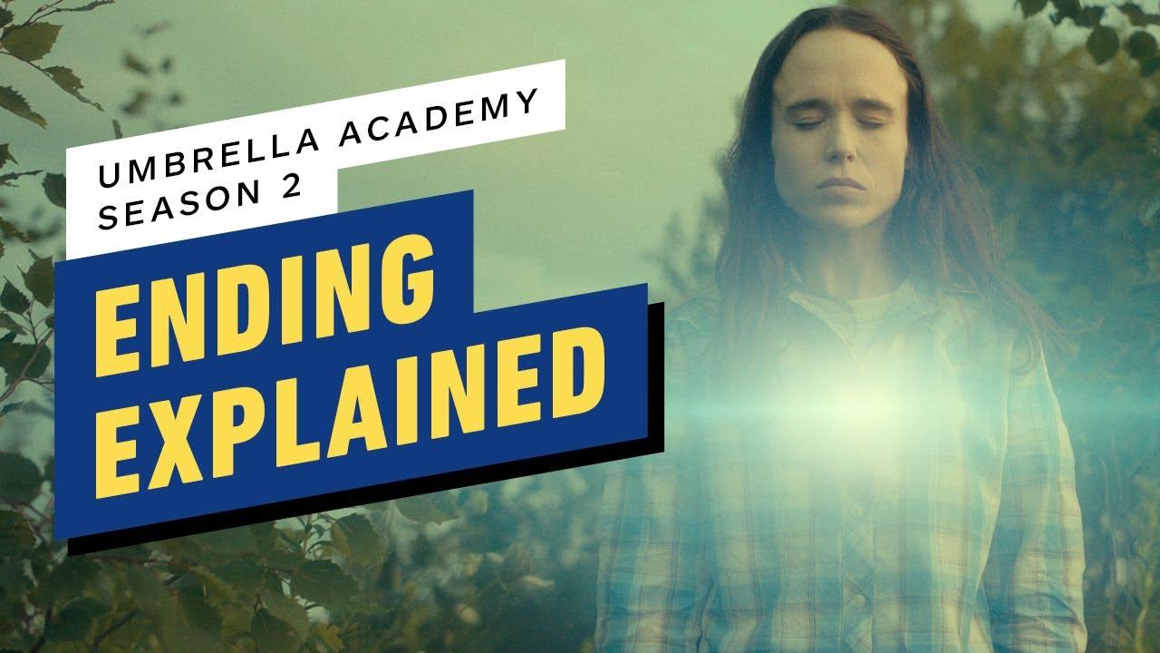 Umbrella Academy Season 2, Ending Explained