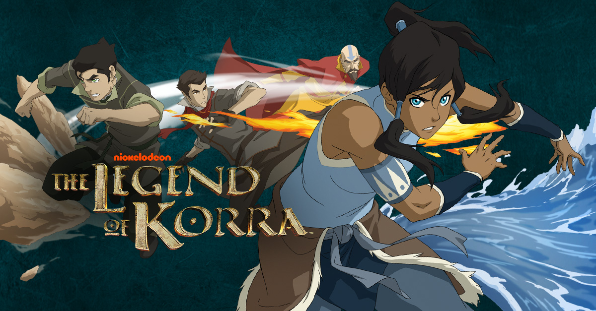 The Legend Of Korra: Netflix Release Date Revealed