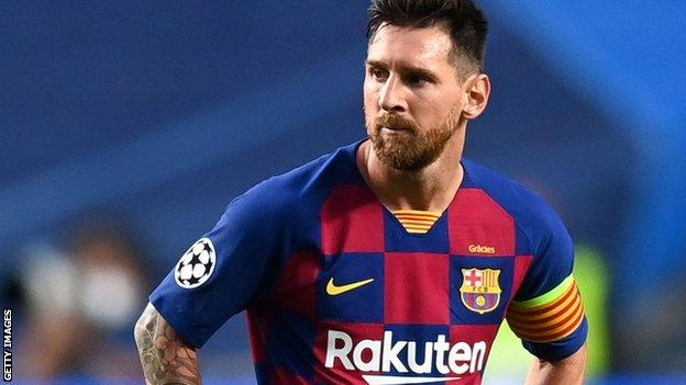 Manchester City and Lionel Messi talks for €700 m multi-year deal