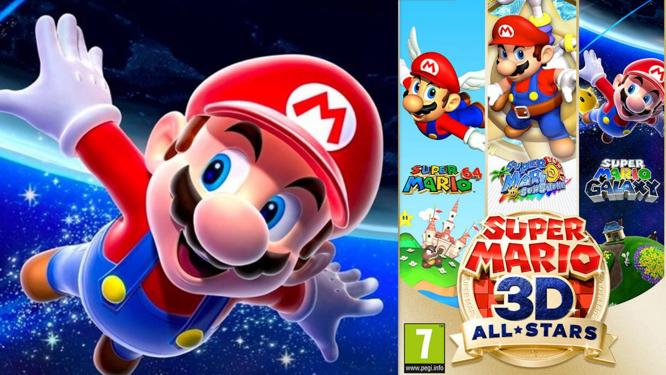 Super Mario 3D All-Stars becomes second best selling game on Amazon