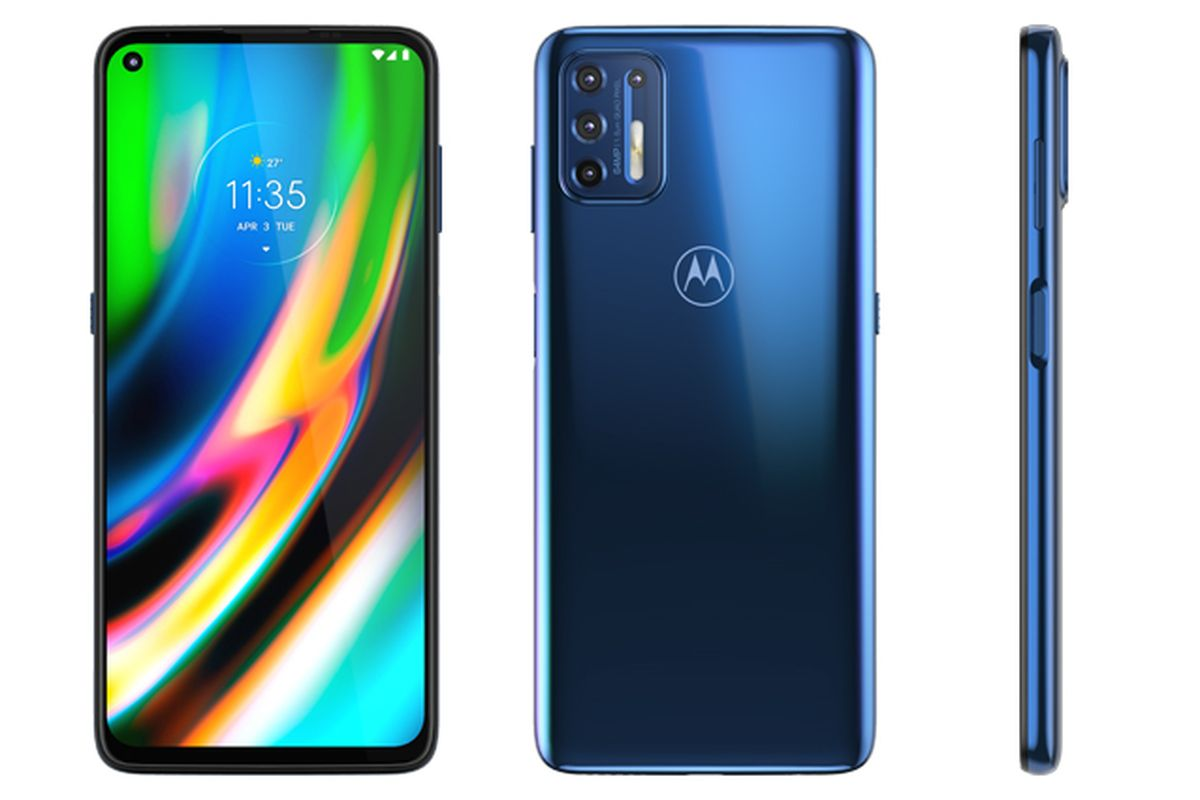 Motorola Launching a new smartphone Moto G9: Price and Specifications