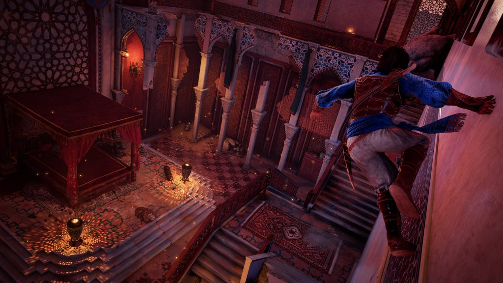 Ubisoft Releasing Prince of Persia: The Sands of Time Remake next year