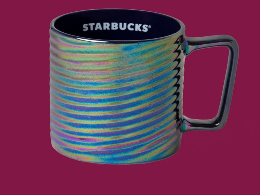Luster Swirl Mug from Starbucks