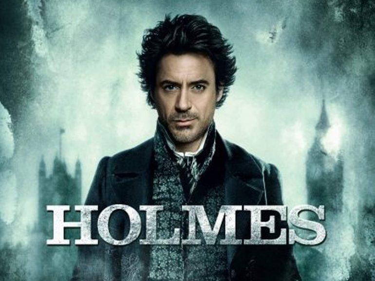 Robert Downey Jr. Hints About A Sherlock Cinematic Universe