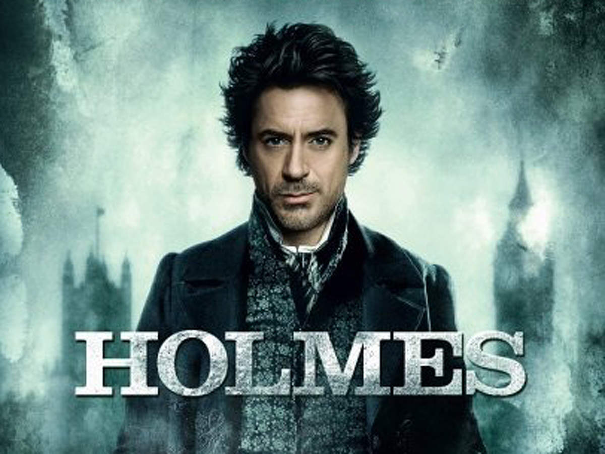 Robert Downey Jr. Hints About A Sherlock Cinematic Universe