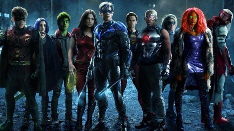 Titans Season 3