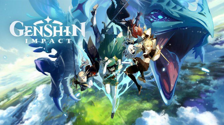 Genshin Impact Switch
