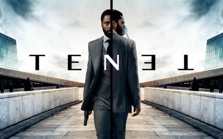 Tenet DVD release date