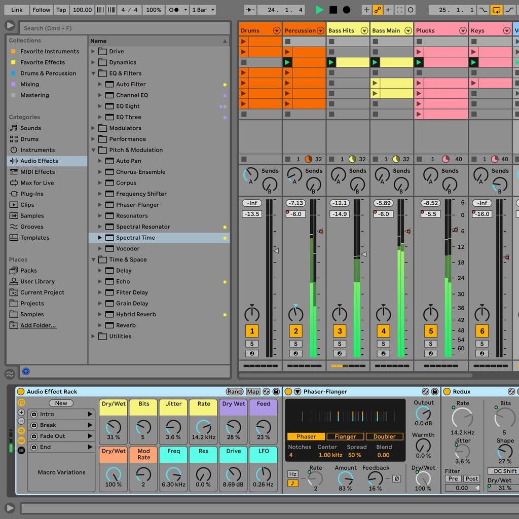 Ableton Live 11 Launch