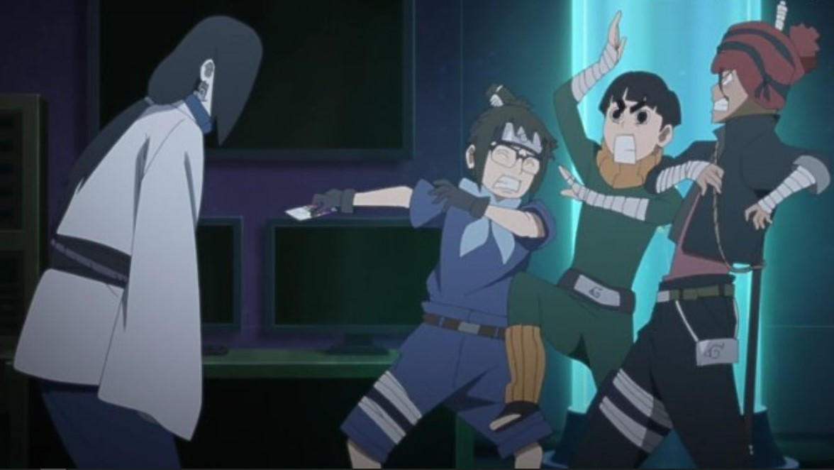 Boruto Naruto Next Generations episode 172