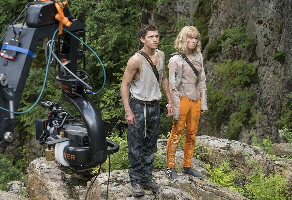 Chaos Walking Poster Reveal