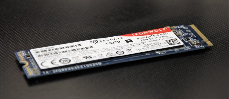 Seagate IronWolf 510 SSD: How well does it perform?