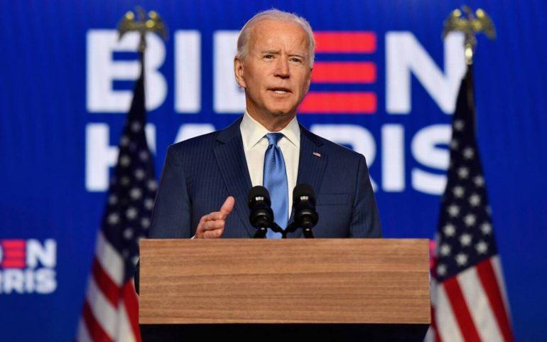 The battle to win the credit of Biden's win has begun