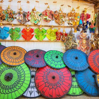 Top Attractive Things to buy in Myanmar