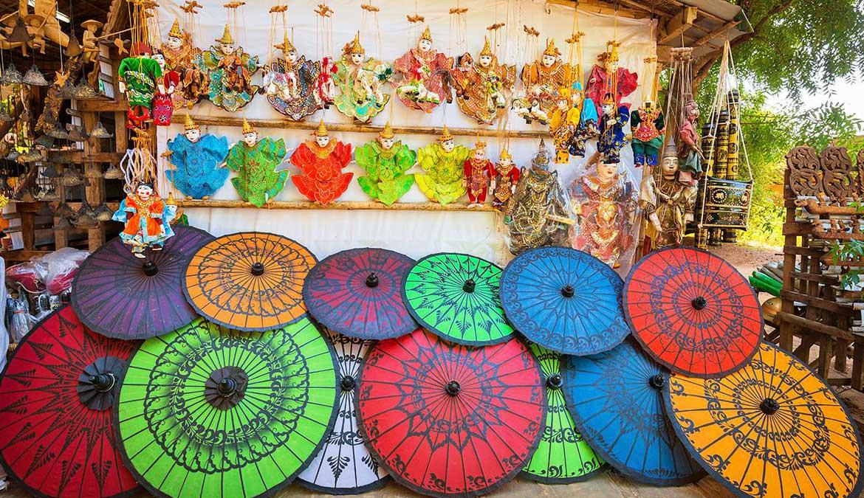Top Attractive Things to buy in Myanmar