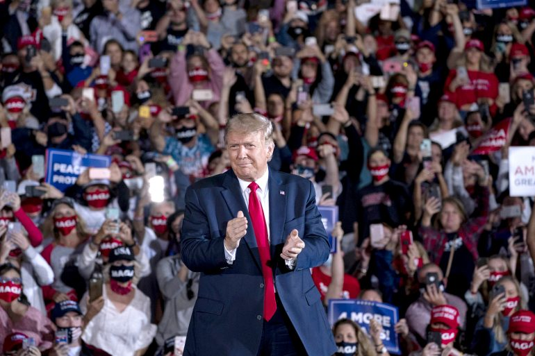 Trump's turnout will impact public lives