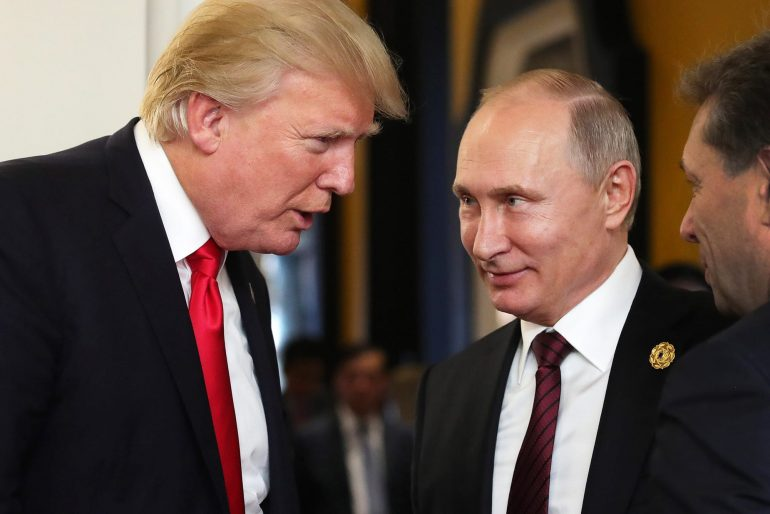 What Putin might gain from Donald Trump's Presidential Win
