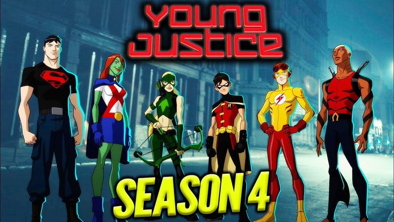 Young Justice season 4: Everything you need to know