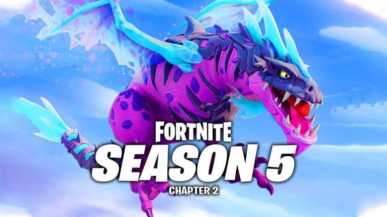 Fortnite season 5 chapter-2 release date