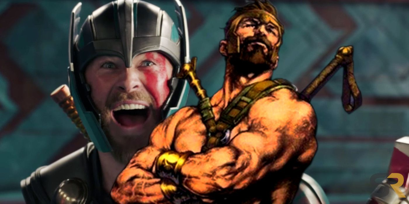 Hercules in Thor love and thunder