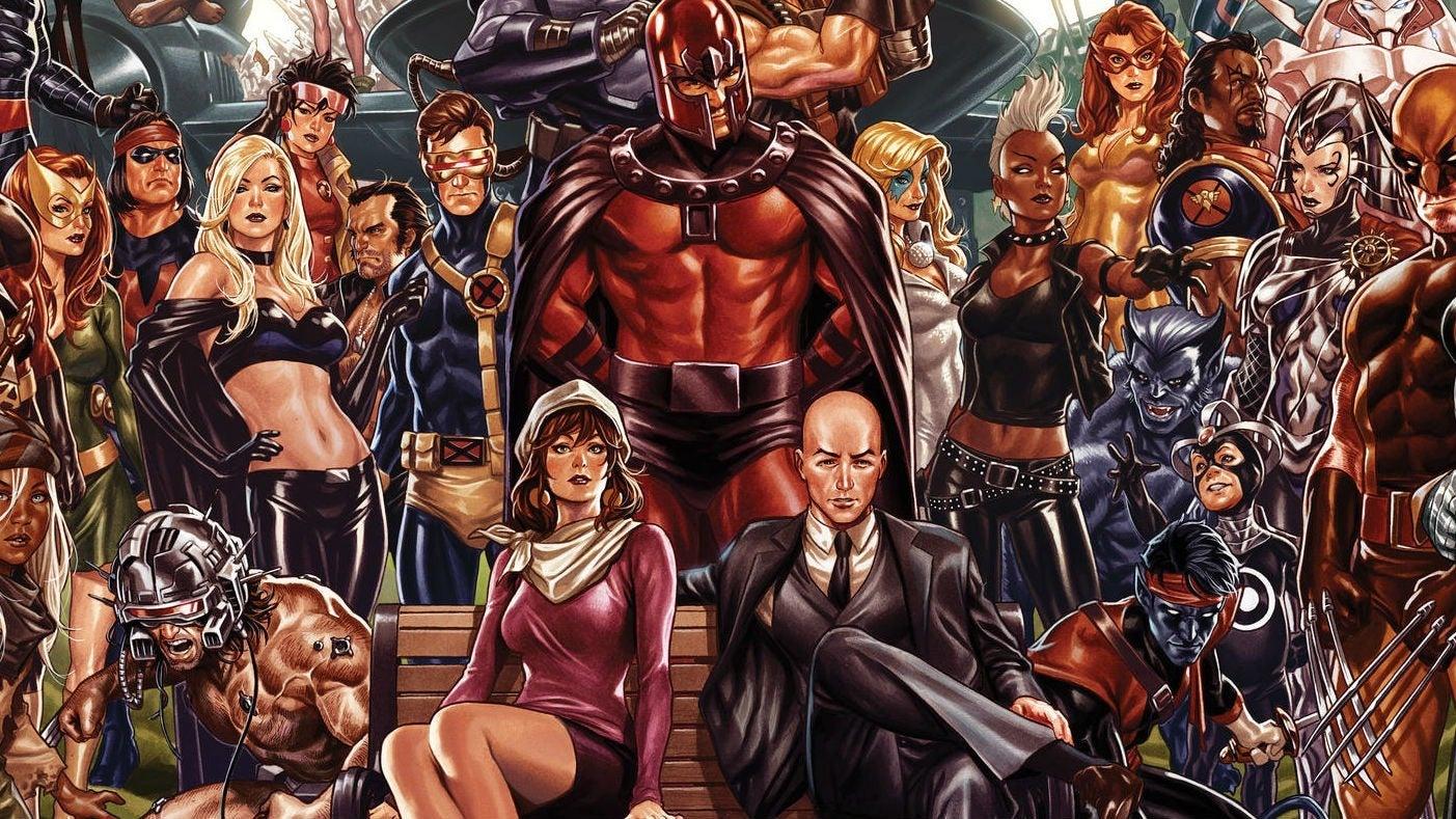MCU Mutants