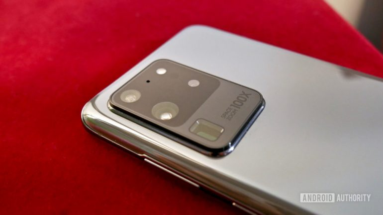 Get your first proper look at the Galaxy S21