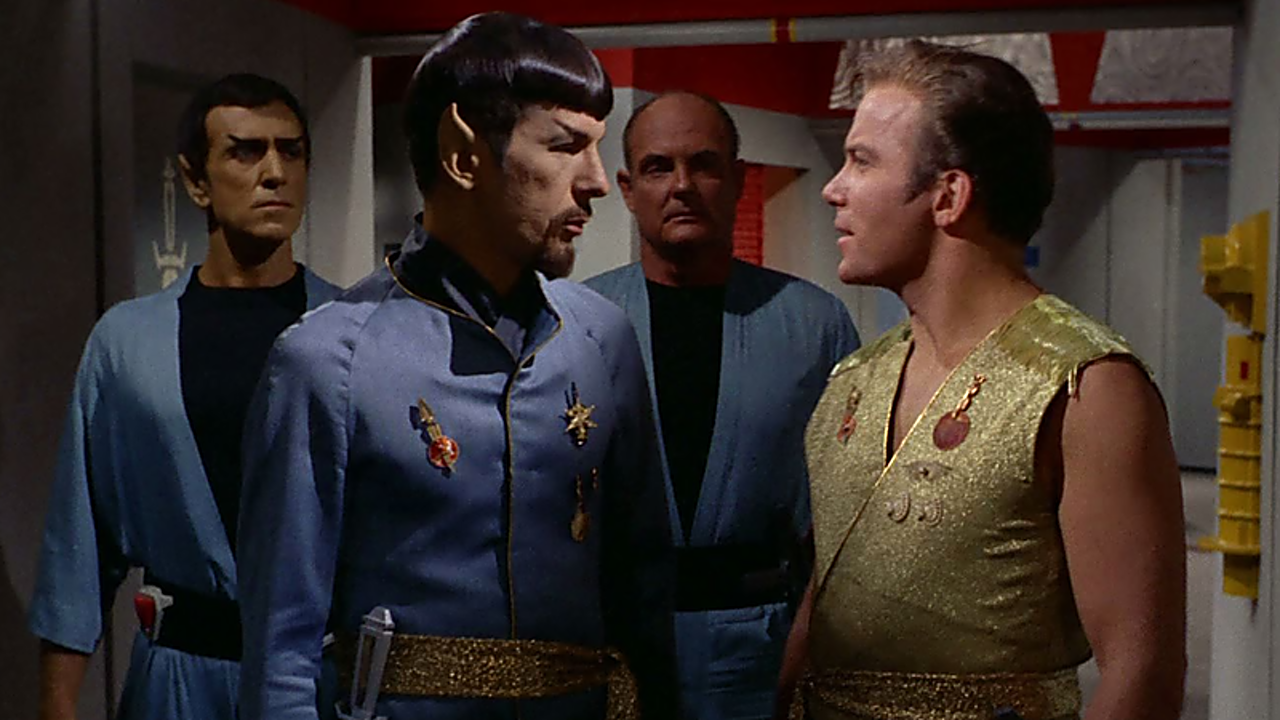 Star Trek: Mirror Kirk