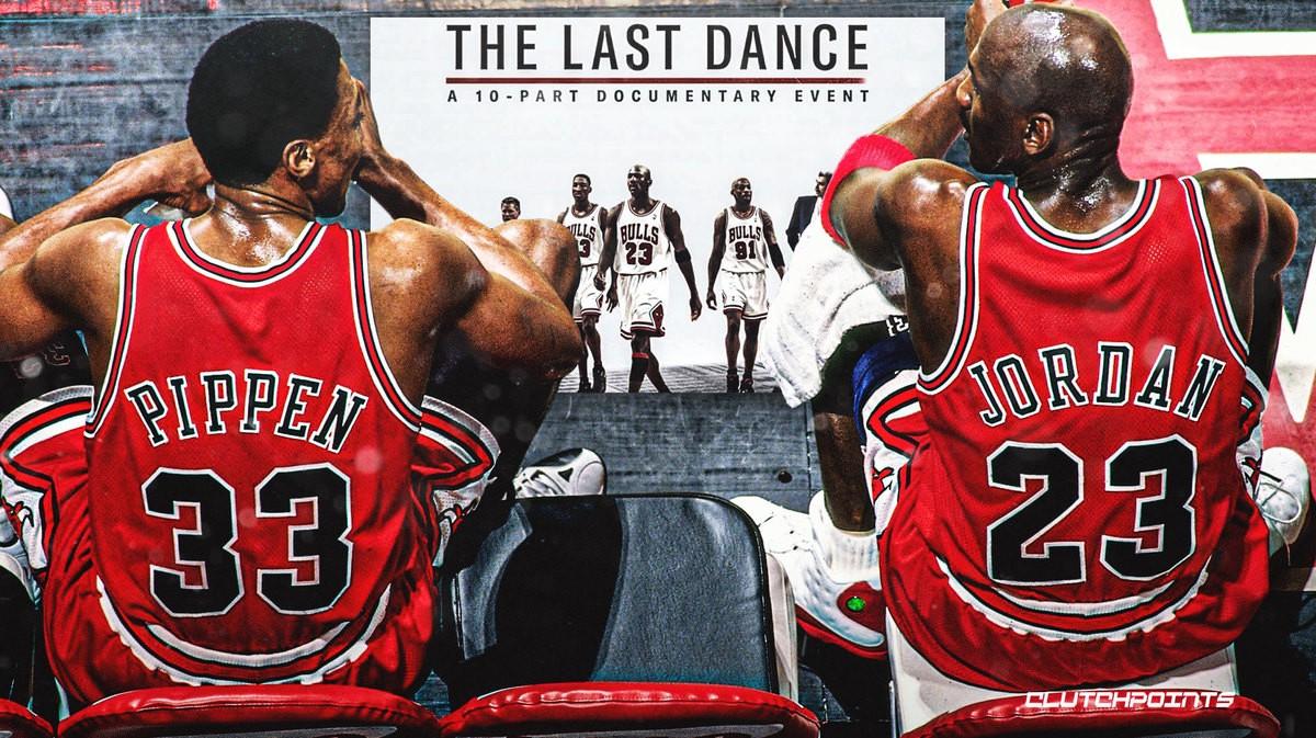 The Last Dance on Netflix