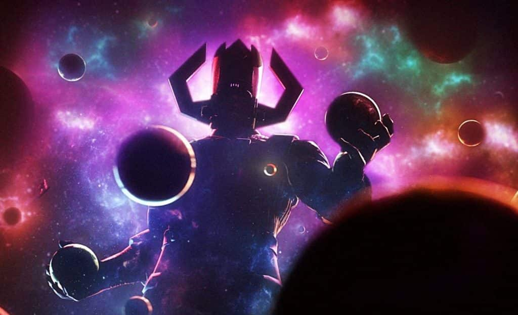 Galactus in Marvel's Phase 4