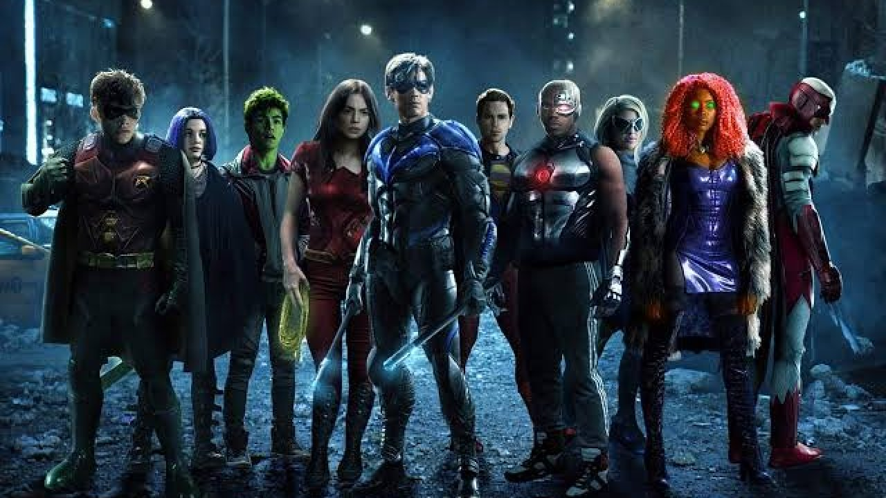 Titans Season 3 spinoffs